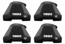 Thule 7205 WingBar Edge Clamp sort komplett - Superb 4dr Sedan (CM) 08-15 thumbnail