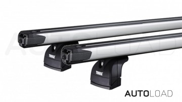 Thule 751 SlideBar takstativ - Komplett - Nemo Van 08+ Fixed Points