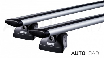 Thule 751 WingBar takstativ - Komplett - Nemo Van 08+ Fixed Points