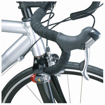 Topeak HeadLux, lyssett BLACK/RED (4570018035000)