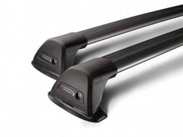 Whispbar Flush takstativ SORT til BMW 3 stv 10-11 (S6WB/K380W)