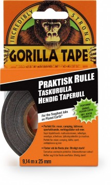 Gorilla Handy roll 9 m. x 25 mm