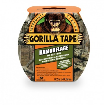 Gorilla Tape Camo 8,2 m. x 48 mm