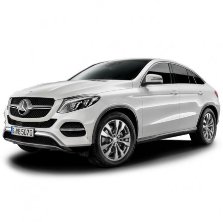 GLE 5dr Coupe (FP) 15+