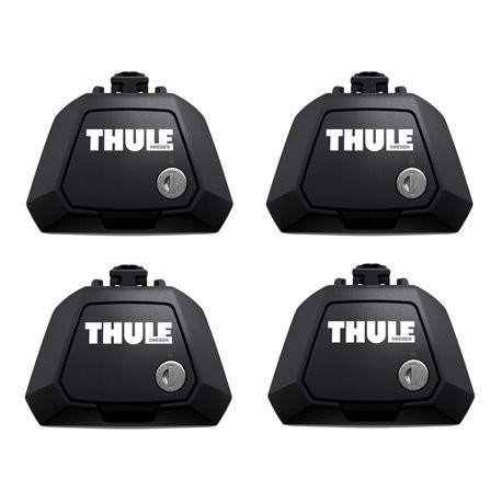 Thule Evo Raised Rail 7104 - 4 stk