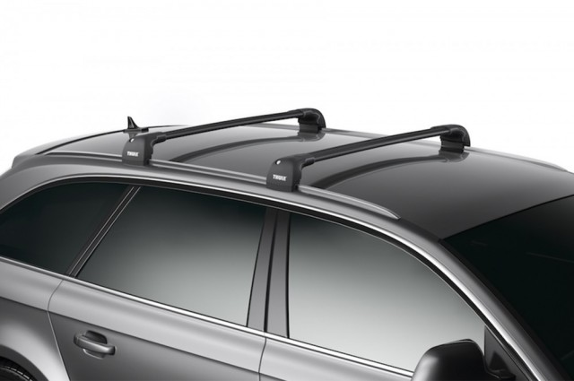 Thule WingBar Edge Flush/Fix BLACK